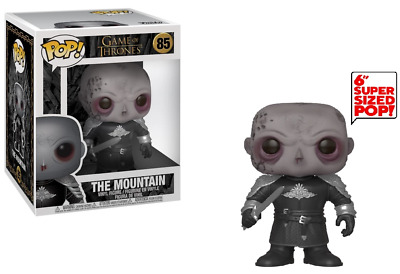 "Game of Thrones #85 - The Mountain (Unmasked) 6"" - Funko Pop! (Brand New)"
