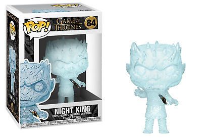 Game of Thrones #84 - Crystal Night King with Dagger in Chest - Funko Pop!