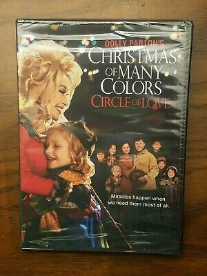 Dolly Parton's Christmas of Many Colors: Circle of Love (DVD) - FREE SHIPPING !