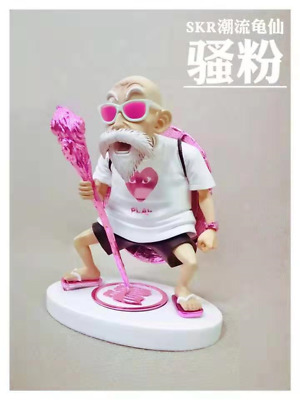 Anime Dragon Ball Z Master Roshi  Action Figure Collect Figurine Toy Gift #3