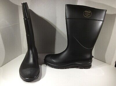 mens knee high boots size 13