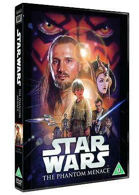 Star Wars The Phantom Menace Dvd  Brand New And Sealed