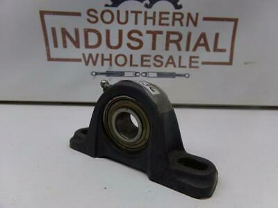 "Fafnir T-40239 3/4"" Bore 2 Bolt Flange-Mount Ball Bearing Unit Pillow Block"