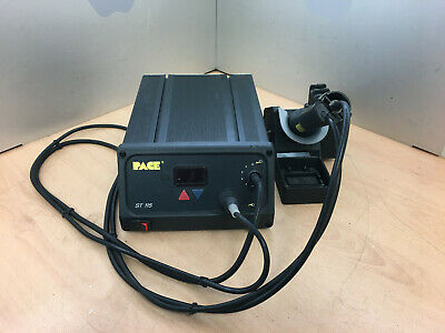 Pace St115 Soldering Station + Sx-80 Soldering Iron Fully Working
