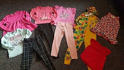 5 to 6 Year Old Girls Clothes Bundle