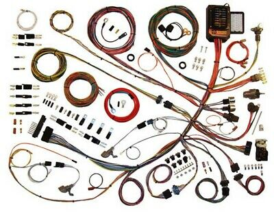 American Autowire Wiring System Ford Truck 1961-66 Kit P/N 510260