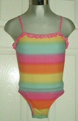 GIRLS CLOTHES BUNDLE ALL-IN-ONE/DRESS/PYJAMAS/SWIMSUIT BHS/PRIMARK AGE 6-7yrs
