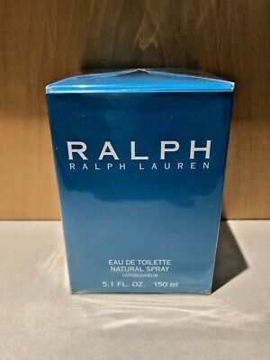 Ralph By Ralph Lauren Original Women Perfume EDT Spray 5.1 oz / 150 ml NIB Seal
