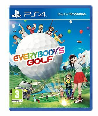 Everybodys Golf (PS4) Brand New & Sealed UK PAL Quick Dispatch Free UK Shipping