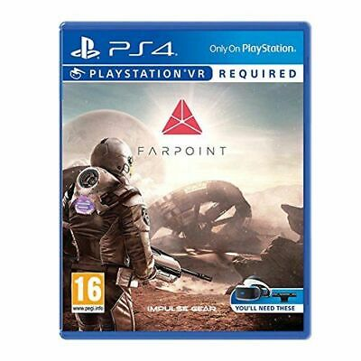 Farpoint (PSVR) Brand New & Sealed UK PAL Free UK Shipping Quick Dispatch