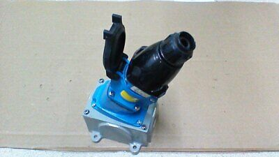 Meltric 63-10092-080/6311092/Mb334 / Dsn20 Complete Assembly / 2P 3W / 120-240V