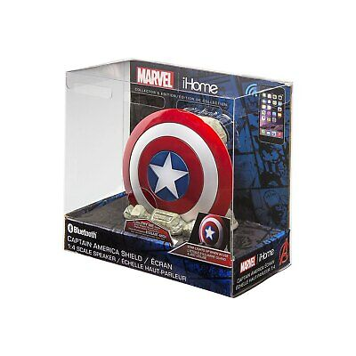 Marvel Captain America Bluetooth Speaker
