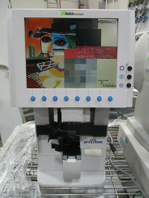 Marco Spectrum Lensographer Automated Lensometer