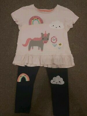 Girls age 3-4 outfit BLUEZOO