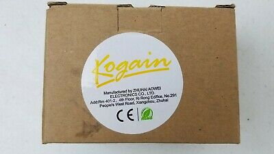 Kogain Updated Remanufactured HP 952XL High Yield Black Ink Cartridges Lot of 2