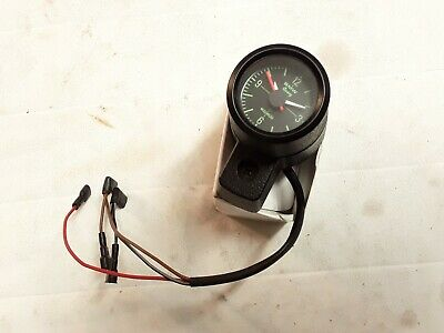 Bmw R 80 Gs Basic R 80 G/S Pd R 100 Gs St Orologio Motometer Clock Uhr Montre