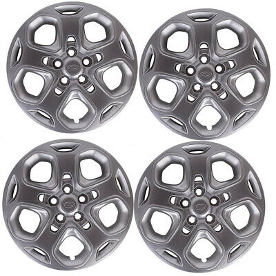"""4PCS NEW Hubcap Wheelcover 17"""" Bolt-On For Ford FUSION 2010 2011 2012"""