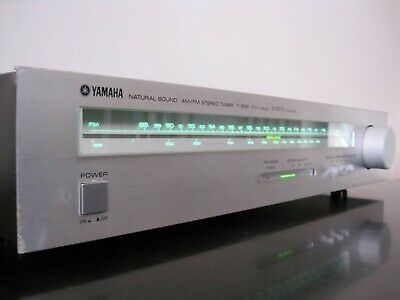 Yamaha  T-560  NS series Natural sound Am/Fm Stereo Tuner.   ( High Quality )