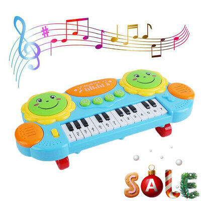 37-Key Toy Keyboard Piano Electronic Musical Instrument Child Kids Musical Toys