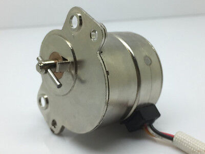 35MM DC12V 2-Phase 4-Wire Micro Full Metal Gear Stepper Motor for CNC 3D Printer