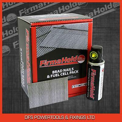 Firmahold 16g Straight Brad Nail Second Fix Brads Gas Fuel Cell Paslode