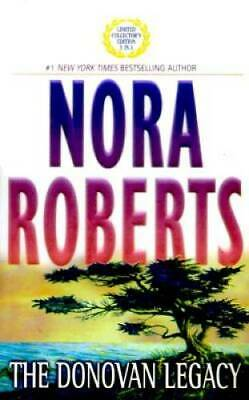 The Donovan Legacy: Captivated/ Entranced/ Charmed by Roberts, Nora