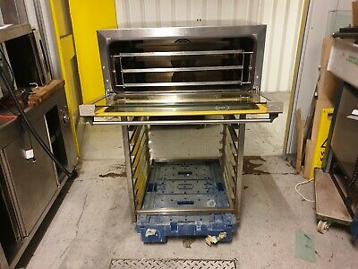 Commercial  Catering  Unox XF180 Convection  Oven With Stand