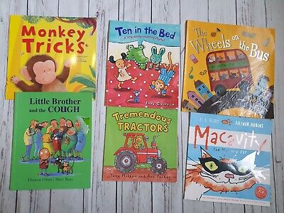 Preschool Toddler Book Bundle ❤