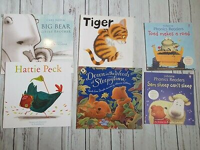 Preschool Toddler Book Bundle includes usborne ❤