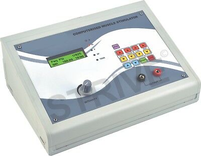 Advanced Electrotherapy LCD Muscle Stimulator TENS Machine Physical Therapy