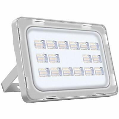 Viugreum 50W LED Flood Light Outdoor, Thinner And Lighter Design, Waterproof For