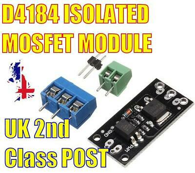 D4184 FR120N LR7843 AOD4184 OPTO-ISOLATED MOSFET ON OFF or PWM MODULE