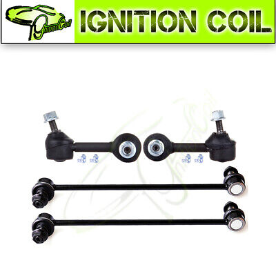 FOR JEEP GRAND CHEROKEE 2011-/> 2X FRONT 2X REAR STABILISER 4 LINK BARS SET