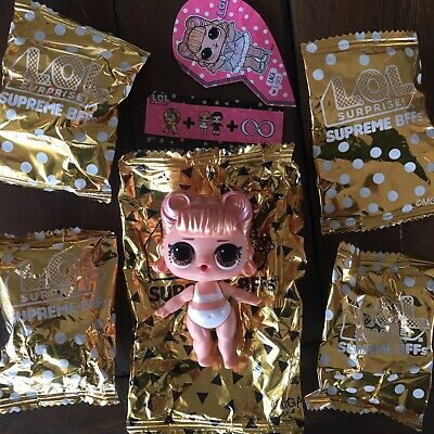 LOL Surprise! LACE (ACCESSORIES SEALED) Supreme BFFs - Retired - CC - Angel Doll