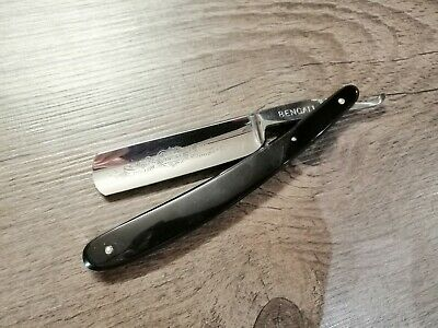 Shave ready 5/8 T.R Cadman & Sons Bengall Straight razor