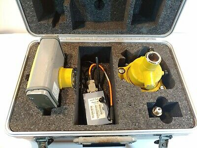Topcon hiper lite GPS Base with case, charger, tribrach, and more