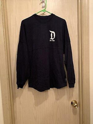 "Disneyparks ""DISNEYLAND RESORT EST. 1955"" Spirit Jersey Blue Size Small"
