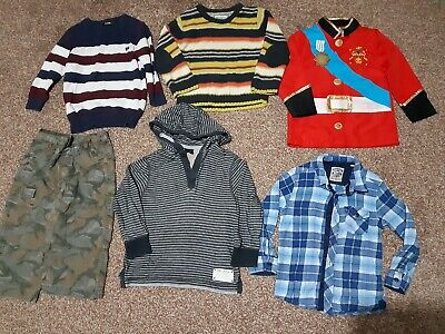 Winter  bundle  of clothes  for a boy ags 3-4 years