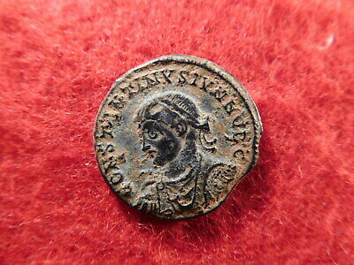 Roman Coin - Guaranteed Ancient & Authentic - Constantine II 337-340 A.D. (MM85)