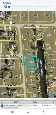Lot for sale 1511 NE 23rd Ave  Cape Coral Single family  Lot 15,000 sq ft