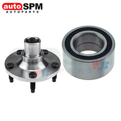 Mercury Mariner Rear Wheel Hub Bearing Assembly 930567K for Ford Escape 2 Pack