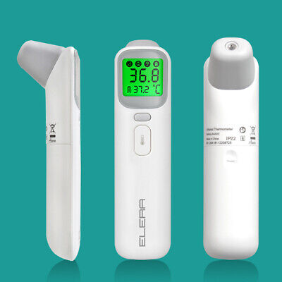 Infrared Thermometer Baby Body Digital LCD Measurement Forehead Non-contact