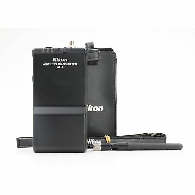 Nikon Wireless-Lan-Sender WT-4 + TOP (227750)