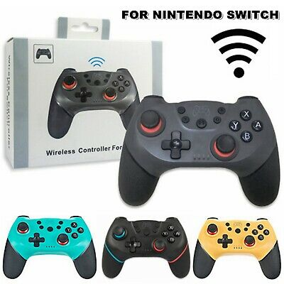Wireless Bluetooth Gamepad Joystick Joypad Controller for Nintendo Switch Pro UK