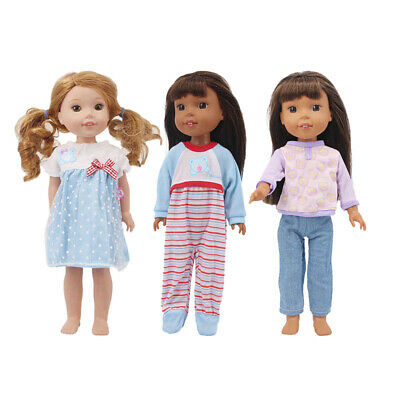 Greenwood Fox Leggings Doll Outfit Fits 18 Inch American Girl Doll Clothes