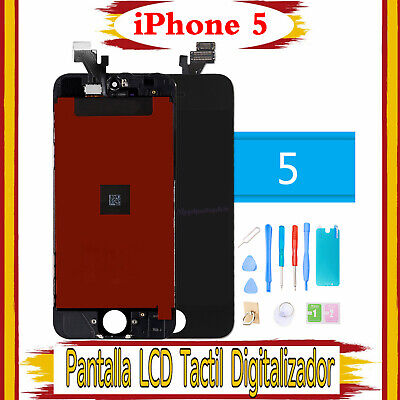 Pantalla para Iphone 5 LCD Tactil Screen Display Retina Digitalizador Negro