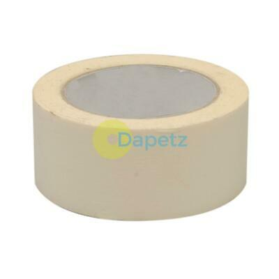 Masking Tape Paint Decorate Label Low Tack Multi-purpose DIY 50mmx50m Roll