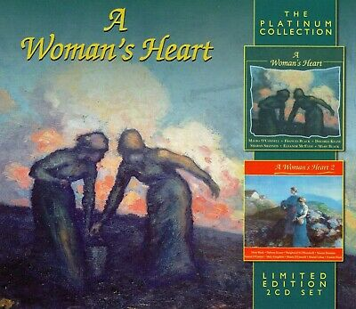 A Woman's Heart The Platinum Collection A Woman's Heart 1&2 2CD Limited Edition
