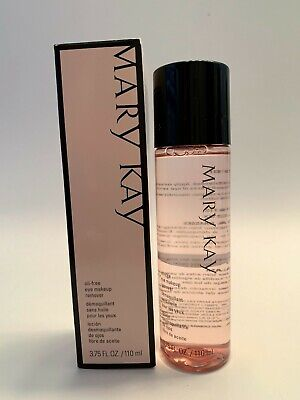 Mary Kay *Oil-Free Eye Makeup Remover* -NIB - 3.75 fl. oz. with Free Shipping