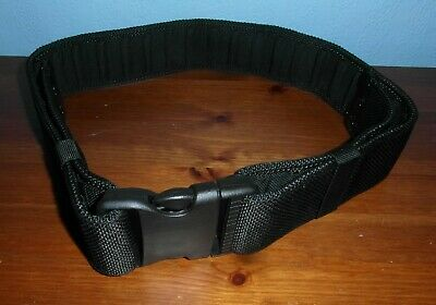 Military / Police, Utility Belt, Approx 6cm x 110cm long max, Heavy duty Nylon.